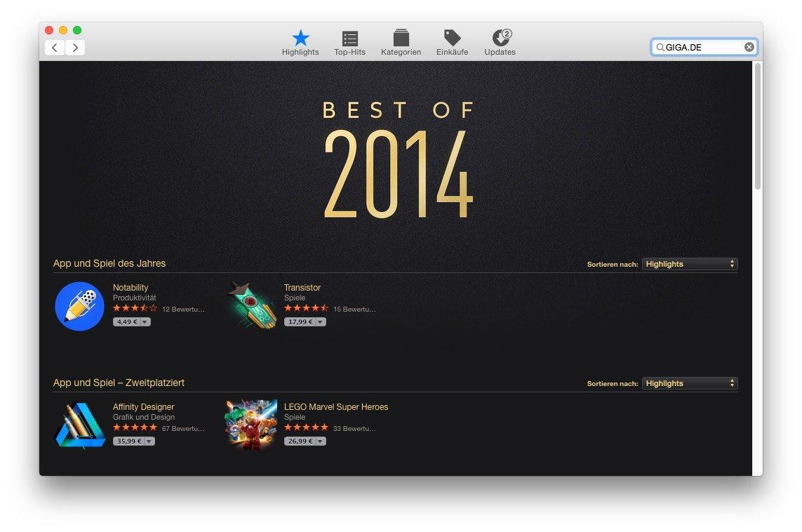 Beste Mac Spiele