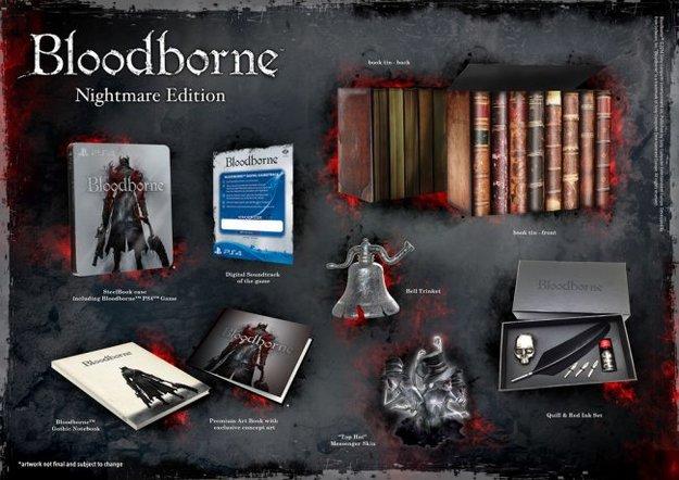 Bloodborne: Zwei Special Editions für Europa angekündigt