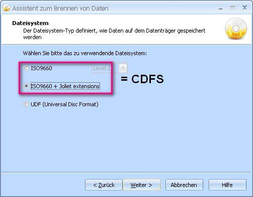 Was ist das CDFS-Format und wie wird es geöffnet? – GIGA