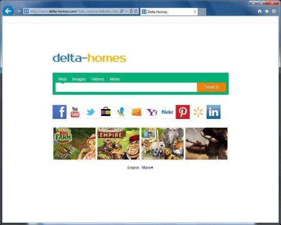 Delta Homes entfernen: So kann man Google Chrome, Firefox, Opera und IE säubern