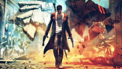 DmC - Devil May Cry: Definitive Edition kommt für PS4 und Xbox One
