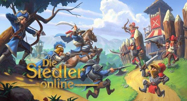 Die Siedler Online: PVP-Modus und neues Kampfsystem verfügbar