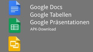 Google Docs, Tabellen & Präsentationen: Große Updates der Office-Apps [APK-Download]