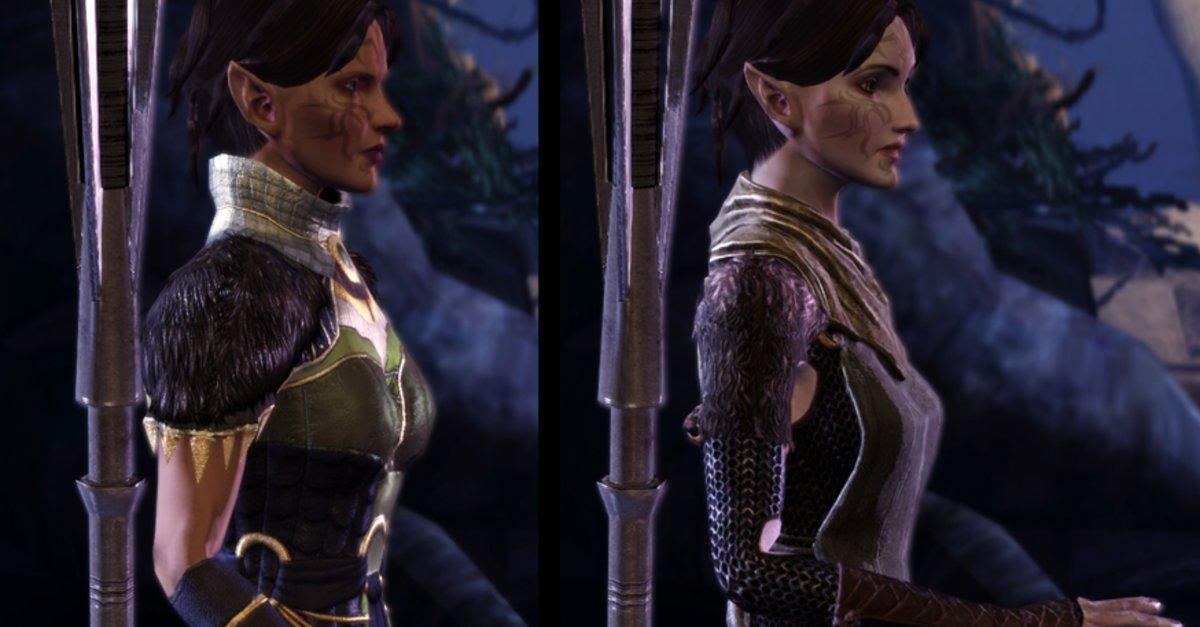 Die Besten Mods Für Dragon Age Origins Giga
