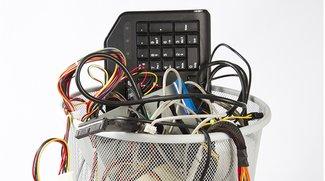 Elektroschrott entsorgen: Was machen mit alten PCs und anderen Elektrogeräten?