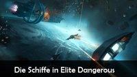 Elite Dangerous: Spielbare Schiffe im Überblick