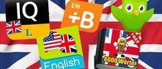 Englisch lernen per App - kostenlos mit iOS und Android