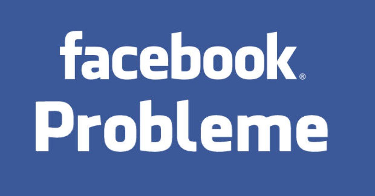 Hat Facebook Probleme