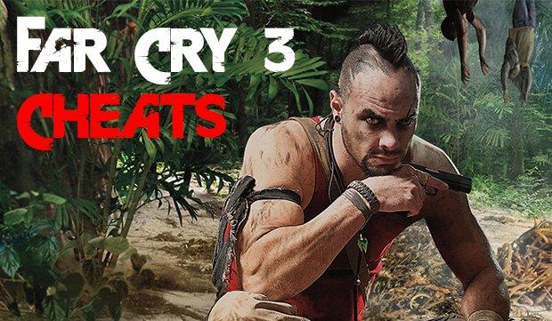 Far Cry 3 Cheats: Sorglos durch's Paradies auf PC, PS3 und Xbox 360?
