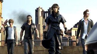Final Fantasy XV: Trailer mit Gameplay-Szenen und schöner Grafik