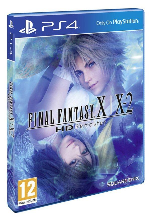 Final Fantasy X/X-2 HD Remaster: Offiziell für PS4 bestätigt