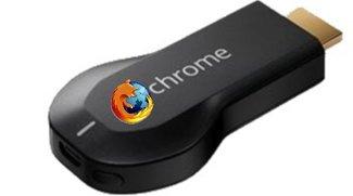 Chromecast in Firefox nutzen: Geht das?