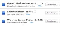Firefox: Plugins deinstallieren – so geht's