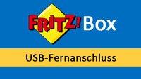 Fritzbox: USB-Fernanschluss einrichten (Drucker, Speicher, Scanner) – so geht's
