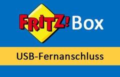 Fritzbox: USB-Fernanschluss...