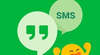 Google Hangouts: Neue Easter Eggs bringen Leben in den Chat