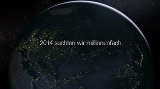 Google Jahresrückblick: Die Suchtrends des Jahres 2014 [Video]