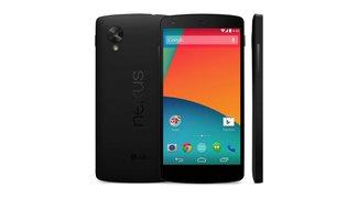 Google Nexus 5 nicht mehr im Play Store verfügbar