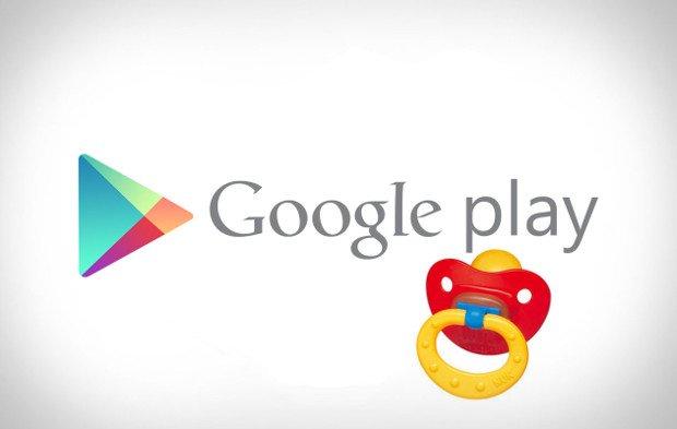 Google Play Store: Kindersicherung einrichten