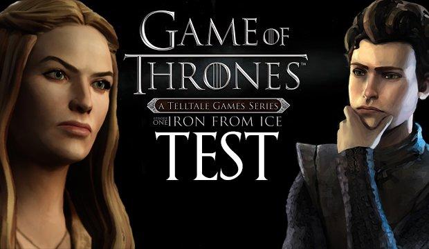 Telltale Game Of Thrones - Episode 1 Test: Testen in Westeros