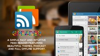 gReader 4.0: RSS-Reader mit Feedly-Support erhält Material Design-Update