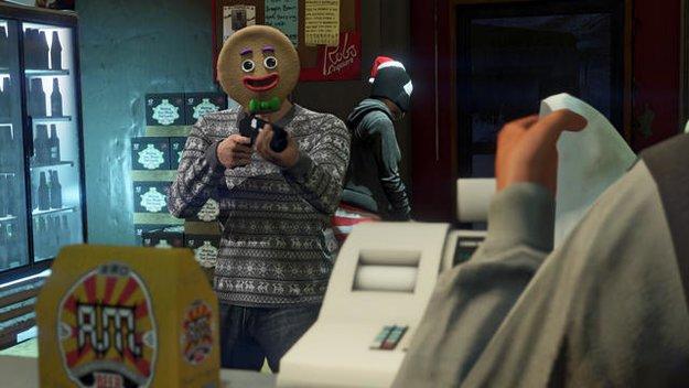 GTA 5: Der Weihnachtsüberraschungs-DLC und die Patchnotes sind da