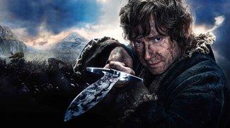 Kinocharts: Der Hobbit 3 bleibt unschlagbar