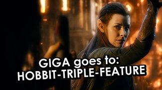 GIGA goes to: Hobbit-Triple-Feature (Live-Bericht)