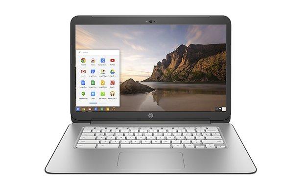 HP Chromebook 14 G3: Netbook mit Tegra K1-SoC und Full HD-Touchdisplay vorgestellt