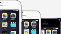 Gerücht: iPhone 6 mini mit 4-Zoll-Display kommt 2015