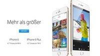 Apple verbessert iPhone-Lieferzeiten kurz vor der Bescherung