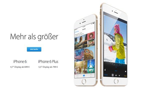 """""""2016 wird neues iPhone-Rekordjahr"""":  Analysten sehen weiter Wachstumspotenzial"""