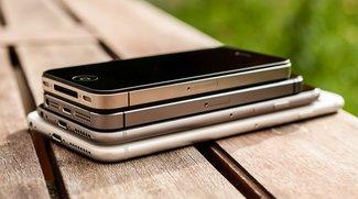 Maße des iPhone 6: Die ideale Größe – oder lieber iPhone 5s bzw. 6 Plus nehmen?