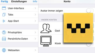iCab Mobile: Funktionsreicher Browser für iPhone & iPad (Download)