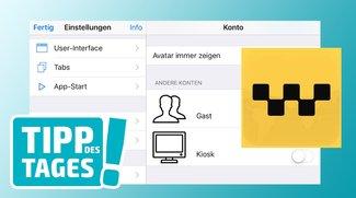 App-Tipp iCab Mobile: Trinkgeld für den iOS-Browser