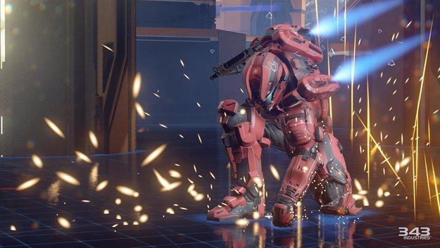 Halo 5 - Guardians: Beta-Größe geleakt