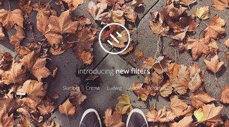 Instagram für Android: Update bringt neue Filter &amp&#x3B; Support für den Upload von Slow-Motion-Videos