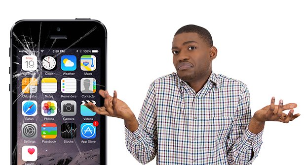 iPhone 5: Display kaputt — was nun?