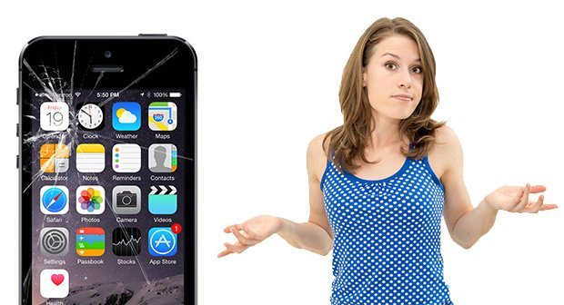 iPhone 5s: Display kaputt — was nun?
