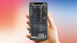 iPhone X: Röntgenblick für den Startbildschirm zum Download