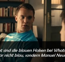 Manuel Neuer-Sprüche für Facebook, WhatsApp, Twitter und Co.