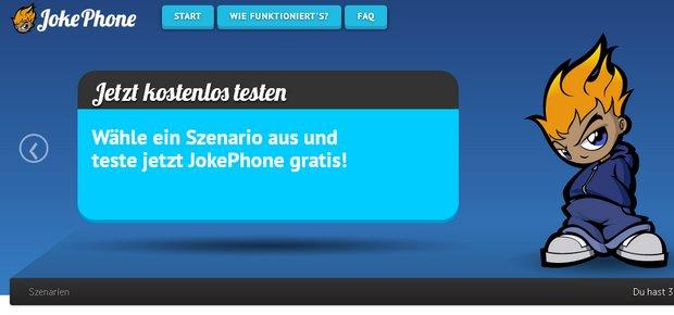 Jokephone bietet sich als Alternative zu marcophono an