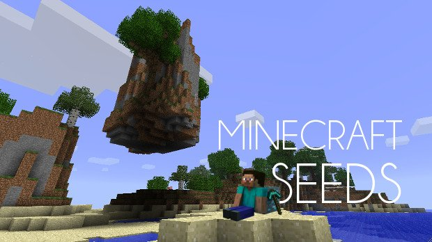 So Gebt Ihr Die Seeds In Minecraft Ein