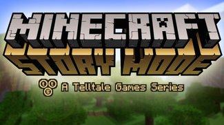 Minecraft - Story Mode: Telltale plant Spiel zum Sandbox-Titel