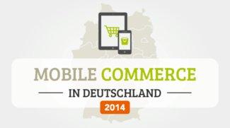 Mobilfunk und Shopping: Mobile Commerce in Deutschland (Infografik)