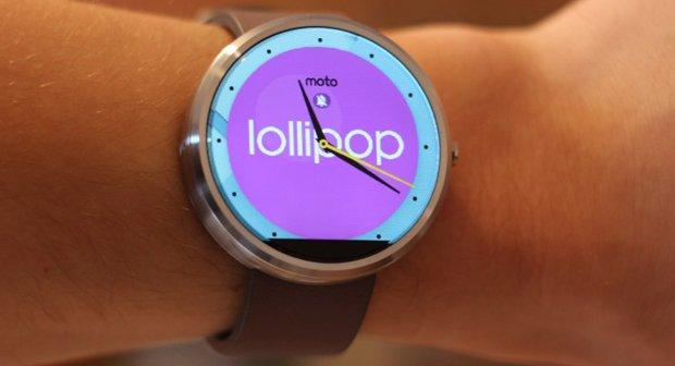 Android Wear 5.0.1 Lollipop soll ab morgen ausgerollt werden
