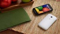 Motorola Moto E: Erste Informationen zum Nachfolger