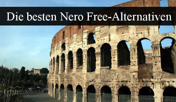 Nero Free: Die besten Nero-Alternativen