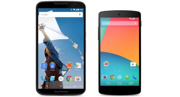 Nexus 5 & Nexus 6: Screenshot aufnehmen - So geht's