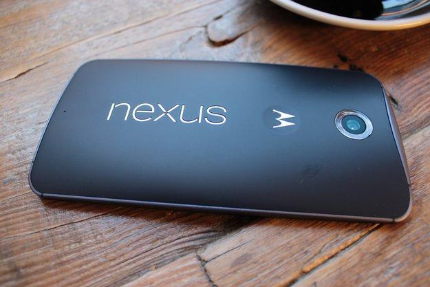 Nexus 6 wegen Apple ohne Fingerabdrucksensor